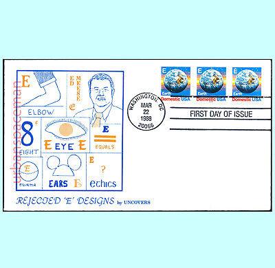 Fdc 2279  E  Stamp  Earth  Pnc 3   1211 Fdoi Uncovers