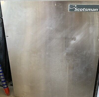 Scotsmanice Machine Nme654as-1b 600lbday Prodigy Nugget Style
