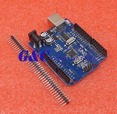 NEW UNO R3 ATmega328P-AU CH340G Board for Compatible-Arduino
