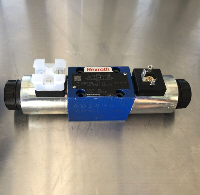 Rexroth R900548772 Hydraulic Directional Control Valve NEW!!! FREE SHIPPING!!!