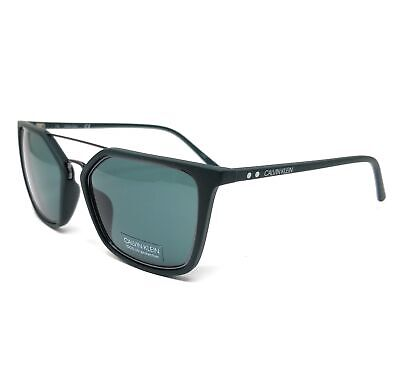 CALVIN KLEIN Sunglasses CK18532S 307 Matte Forest Green Men's 53x19x140