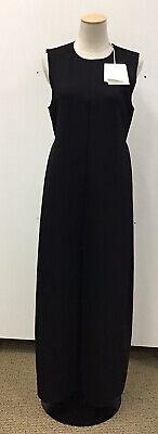 The Row Long Black Dress Sz M Nwt