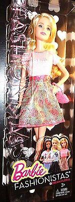 Barbie Fashionistas Party Glam Doll