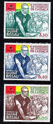 Guinea Bissau, Sc. ##400a, 400b, MNH OG. RG4.044