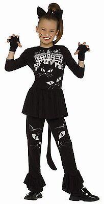 Kostüm schwarze Katze  Gr 116 Katzenkostüm - Schwarze Katze Kostüm