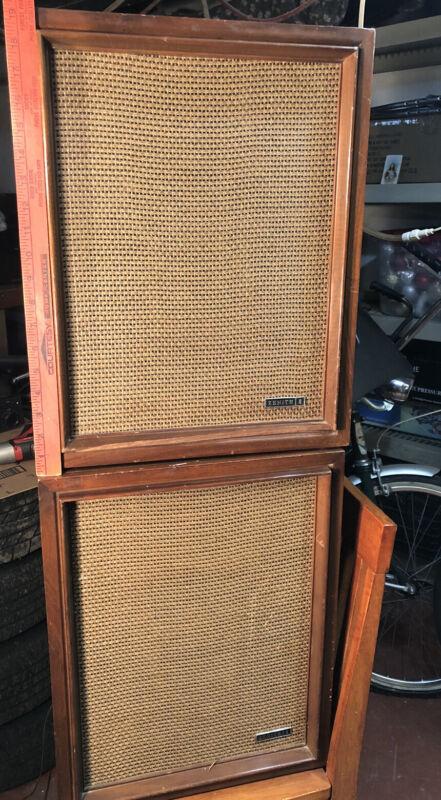 """Rare SPEAKERS (Zenith Vintage Unique 12"""""""" Horn"""