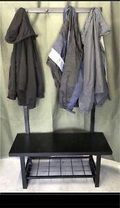 Coat Rack & Bench