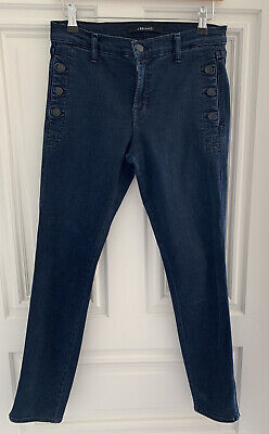 J Brand Mid Rise Jeans Size 28
