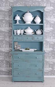 Buffet style maison de campagne cuisine meuble armoire ebay for Meuble cuisine style campagne