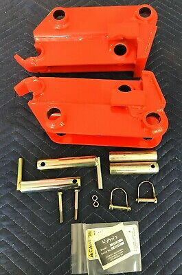 Kubota L1716 Quick Hitch For La852 Front Loader