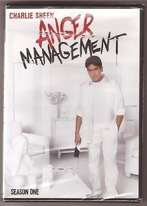 Anger Management: Season One 1 BRAND NEW (DVD 2-Disc Set) SHIPS FREE