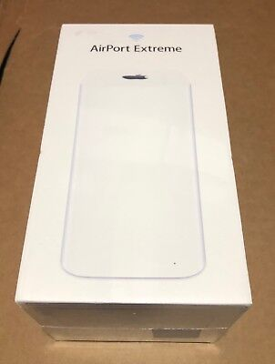 New Sealed APPLE AIRPORT EXTREME ROUTER 802.11ac Wi-Fi ME918LL/A