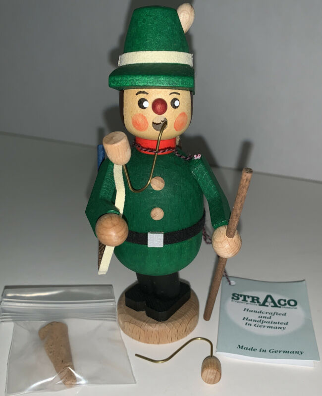 Kaden & Straco GmbH - Made In Germany - The Hiker Incense Burner - New In Box