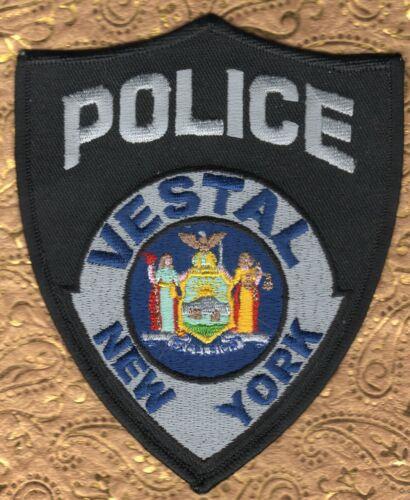 👀😜😆👍  Vestal New York Police Patch