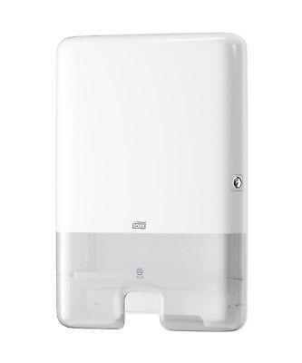 Ada Compliant Version. Trk552020 Xpress Folded White Tork Towel Dispenser