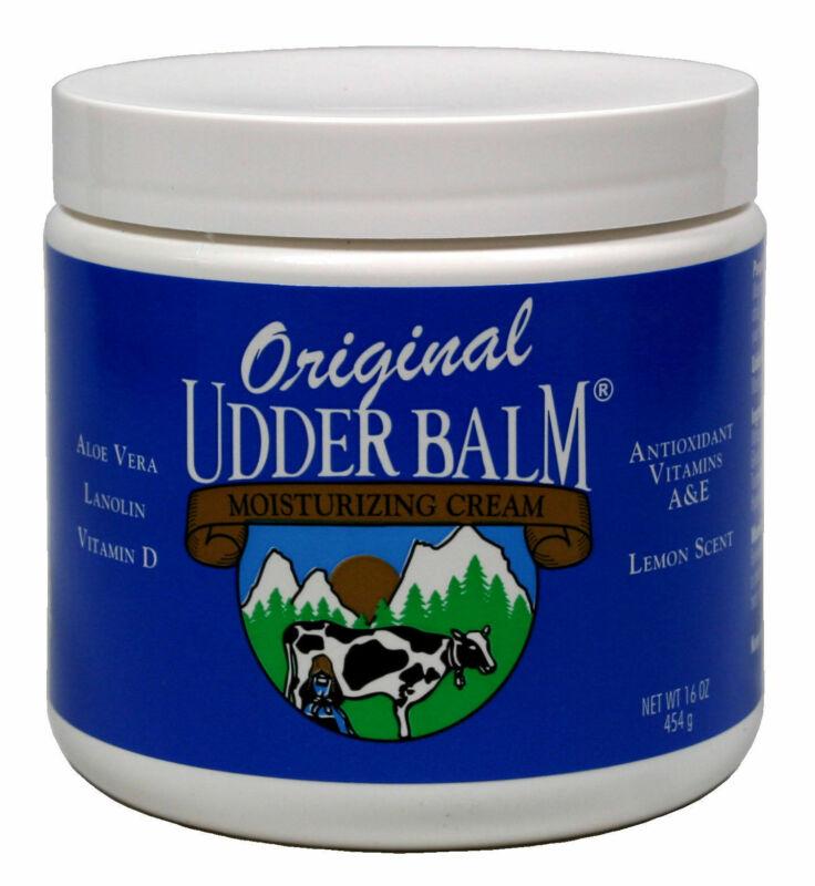 Original Udder Balm Skin Ointment Great For Humans & Animals