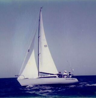28 ft Fast cruising yacht Shorncliffe Brisbane North East Preview