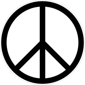 Peace-Sign-Decal-Bumper-Sticker