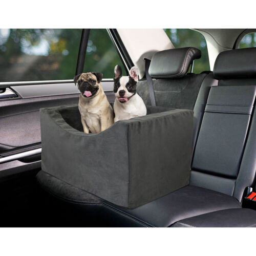 """Co-pilot Dog Booster Car Seat (Gray, 18""""x21""""x13.5"""")#Z12B1"""