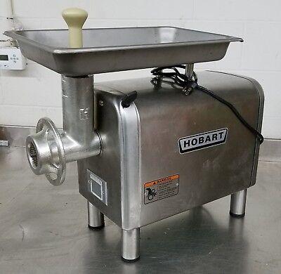 Hobart - Meat Grinder Chopper Model 4812