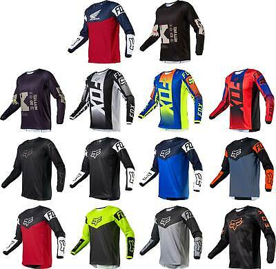 Fox Racing 180 Jersey - MX Motocross Dirt Bike Off-Road MTB ATV Mens Gear