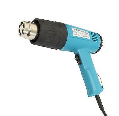 1500W Electric Heat Gun Temperature Adjustable Hot Air Gun Blower