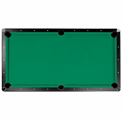 Championship Saturn Ii Billiards Pool Table Cloth 7 Ft Green Table Not Included