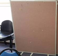 Large Free Standing Bulletin Board Carlton Melbourne City Preview