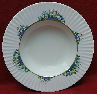 "LENOX china RUTLEDGE pattern Rimmed Soup, Salad or Pasta Bowl - 8-3/8"""