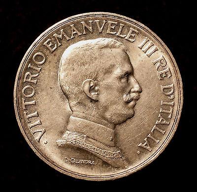 Kgr. Italien, Vittorio Emanuele III., 1 Lira 1917 R
