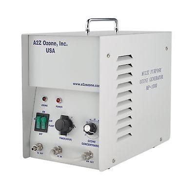 A2Z Ozone MP 1000 110V Multi-Purpose Ozone Generator
