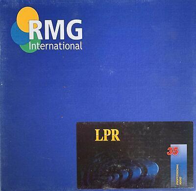 BASF / RMGI LPR 952 Reel to Reel Tape, LP, Pancake, 3600 ft, NOS