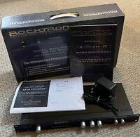 """Rocktron BLUE THUNDER 19"""" Zoll Bass Preamp & Effektgerät Sachsen - Radebeul Vorschau"""