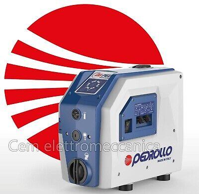 Sistema Por para Presurizar Bomba Eléctrica 1 HP Autocebante con Inversor Fase