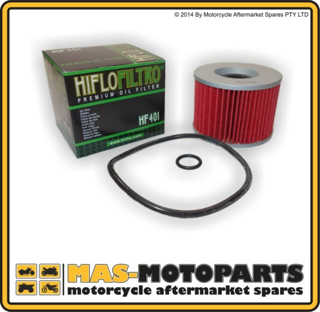 HI-FLO OIL FILTER FOR KAWASAKI EX250 EX250R Ninja Special Edition 2012