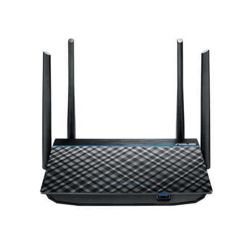 ASUS RT-ACRH13 Dual-Band 2x2 AC1300 Wifi 4-port Gigabit Rout