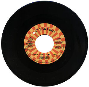 CHUCK-WOOD-SEVEN-DAYS-TOO-LONG-MONSTER-CLUB-NORTHERN-SOUL-LISTEN