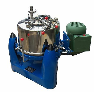 Us Filtermaxx Solid Bowl Centrifuge For Biodiesel Algae Biomass Wvo Solids