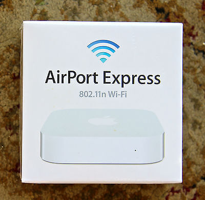 Apple AirPort Express MC414LL/A  *SEALED*