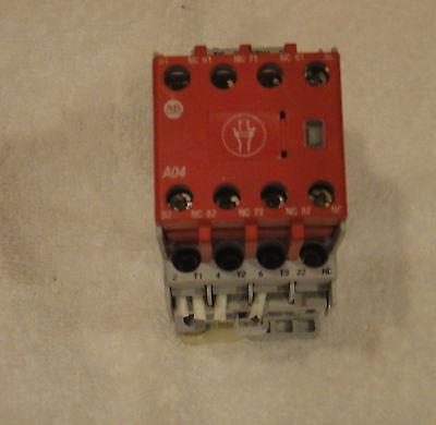 Allen Bradley Contactor  100-C09-01 includes 100S-F