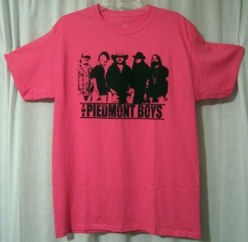Piedmont Boys T-Shirt Size M see measurements