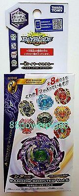 Takara Tomy Beyblade Burst B-80 Random Booster Vol. 6 US Seller