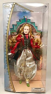 Disney Store Alice Through The Looking Glass   11  Doll   New In Box