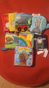 8 baby cloth book FREE