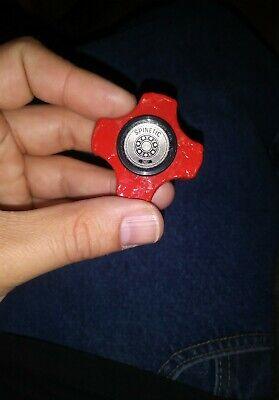 Cigreen Custom Mini Medic Fidget Spinner w/ Spinetic XL Buttons