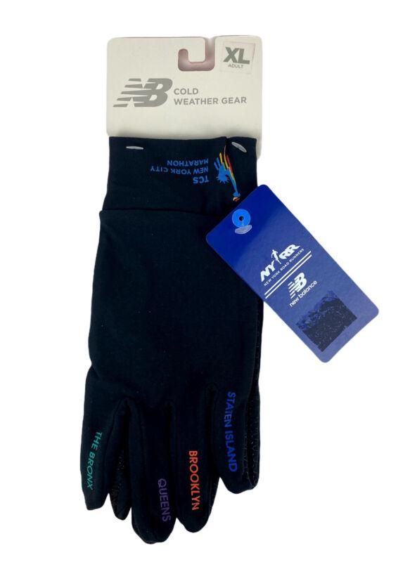 NEW New Balance New York City Marathon Cold Weather Running Gloves Adult XL NWT
