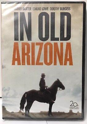 In Old Arizona  (DVD) 1929 B&W Classic Western Warner Baxter Dorothy Burgess for sale  Girdler