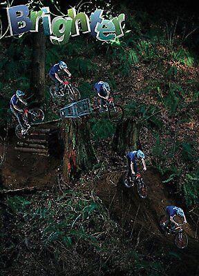 Brighter DVD Mountain Bike MTB Video Movie Extreme Sports