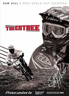 The Entree DVD Mountain Bike Movie Video Sam Hill