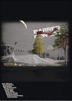 Barred for Life DVD Mountain Bike MTB Video Movie extreme